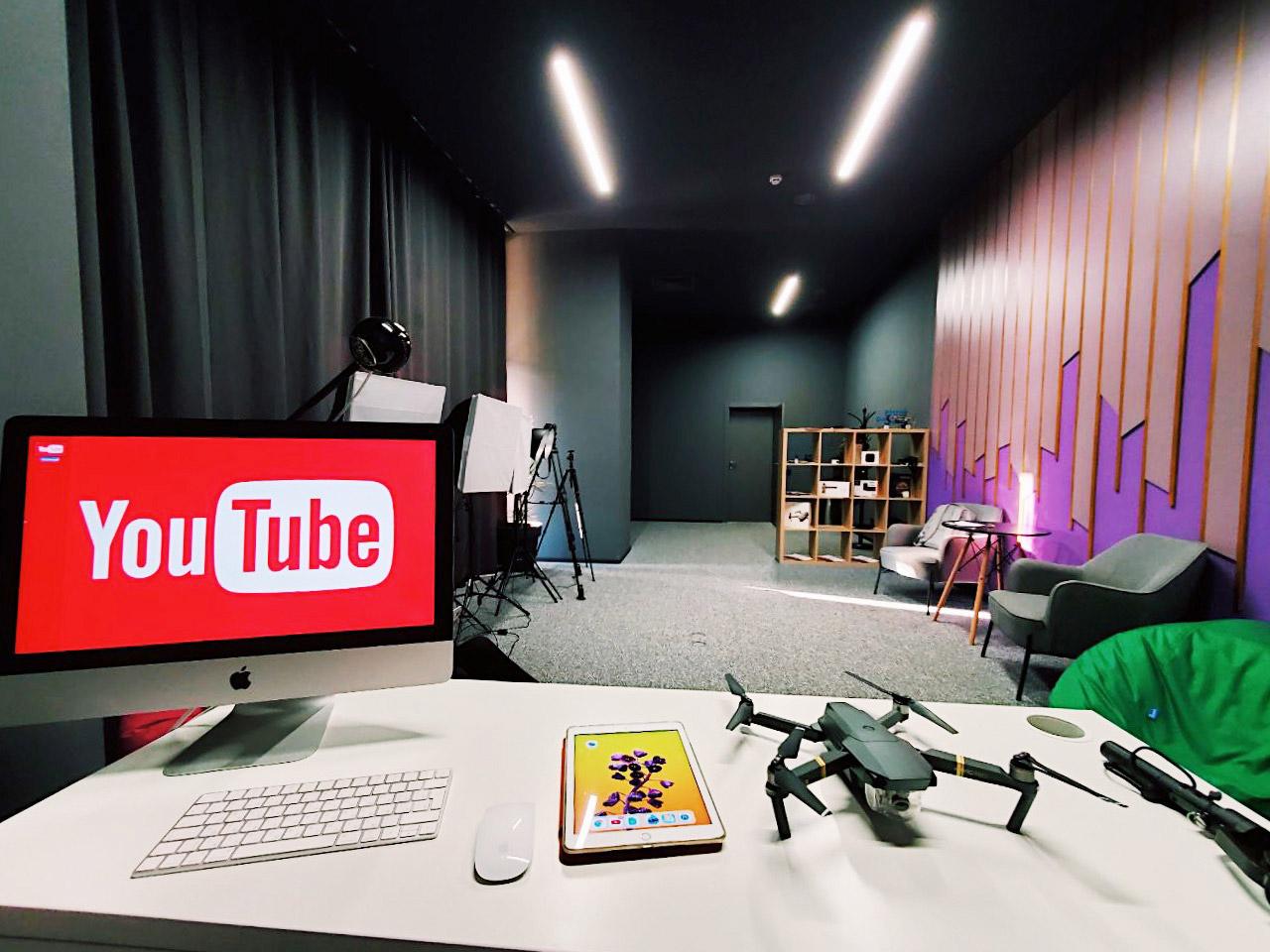 Аудитория Цитрус Академии по YouTube-блогерству.